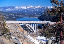 Rainbow Bridge ,Donner Summit